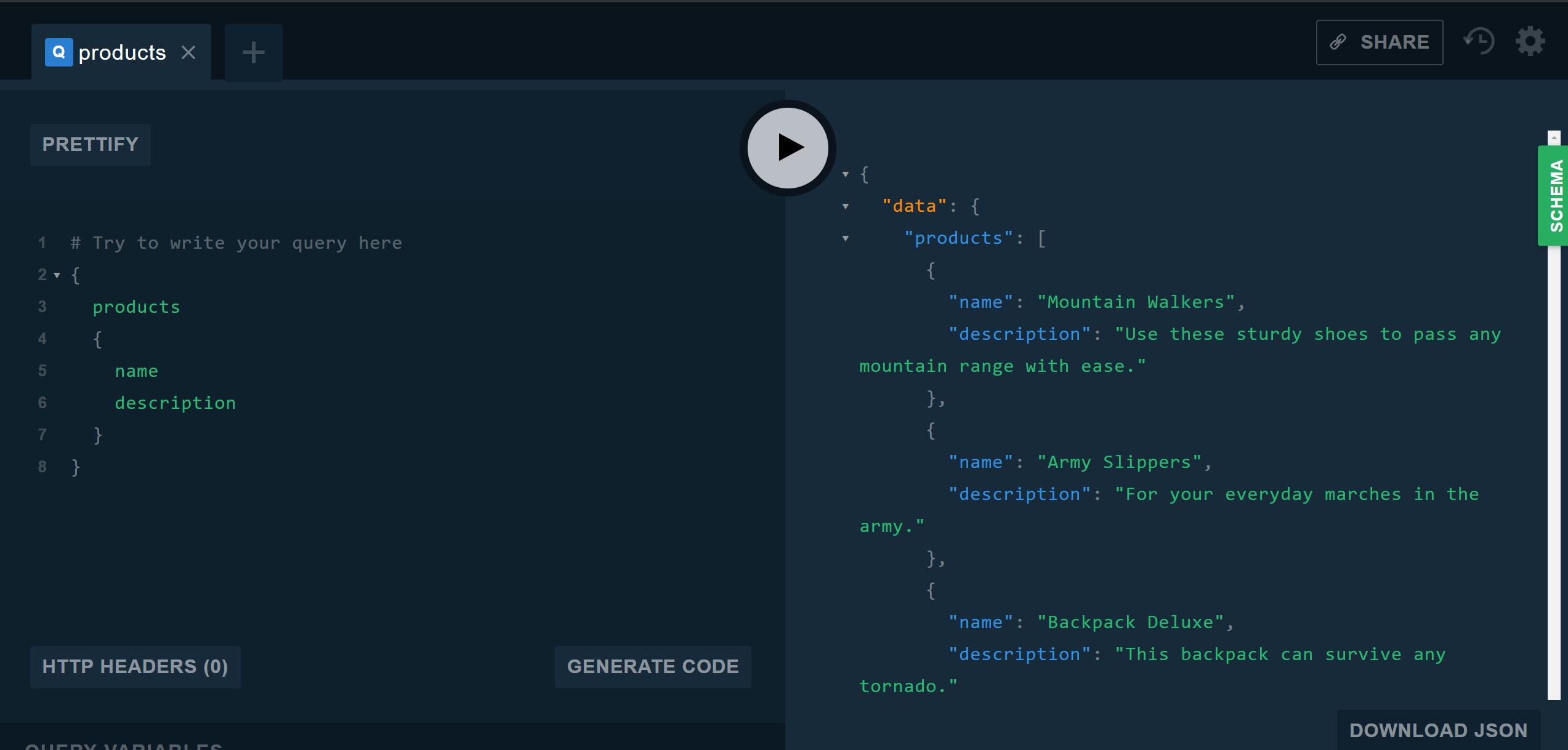 Roland Guijt: Adding a GraphQL Endpoint to Your ASP NET Core API